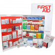 5 Shelf Industrial ANSI A+ First Aid Station, Pocketliner - 200 Person - URG-249L