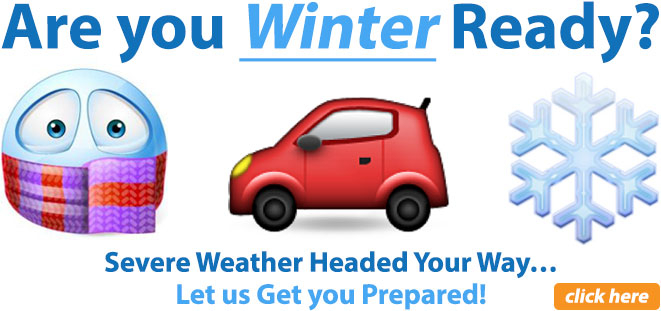 Are You Winter Ready