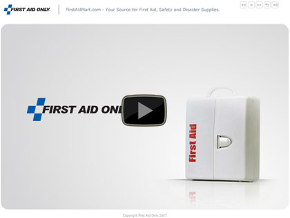 Smart Compliance Video First Aid