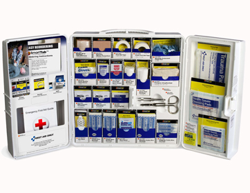 Image of smartcompliance first aid cabinet
