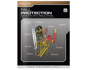 Image of fall protection complete OSHA regulations hand book