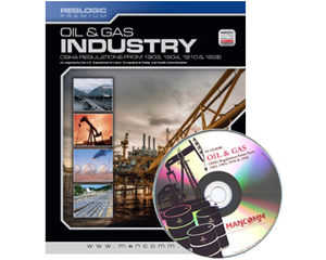 Image of oil and gas industry regulations booklet and cd-rom