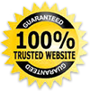 Graphic of Trusted Website Image